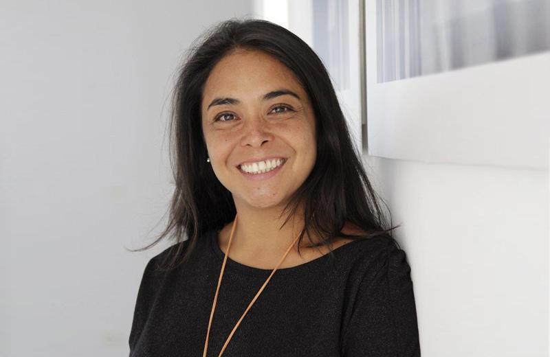 Sandra Ortiz mexicana a BMW.