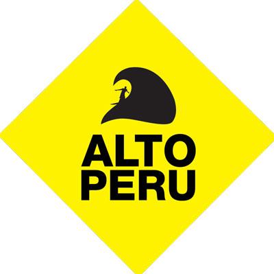 Logo de Alto Perú.