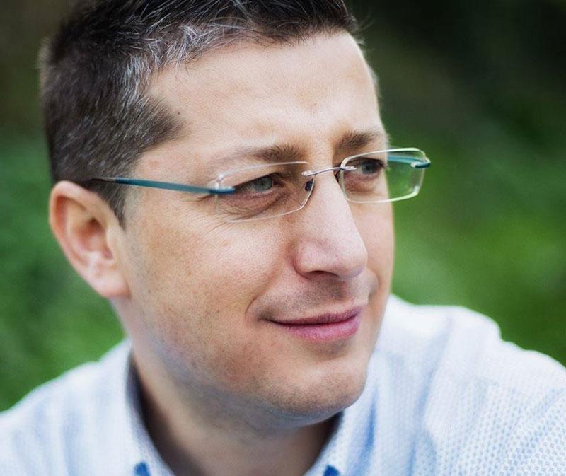 Juan José Manzano, cocreador Alma Natura.